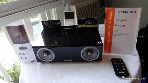 Samsung Box Type Audio Dock DA - E570