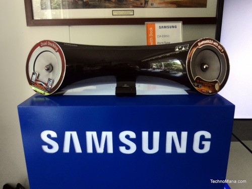 Samsung Horn Type Audio Dock DA - E650