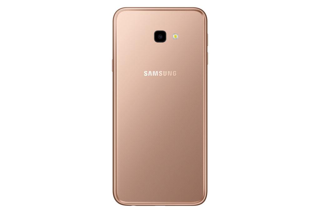 Gold Samsung Galaxy J4+