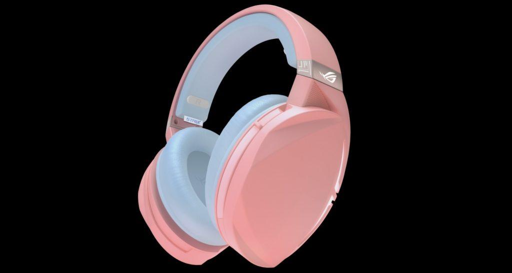 ROG PNK LTD Strix Fusion 300 pink gaming headset