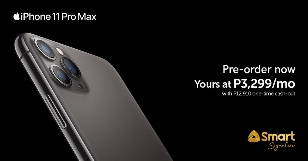 iPhone 11 Pre-Order Details: Pro Max