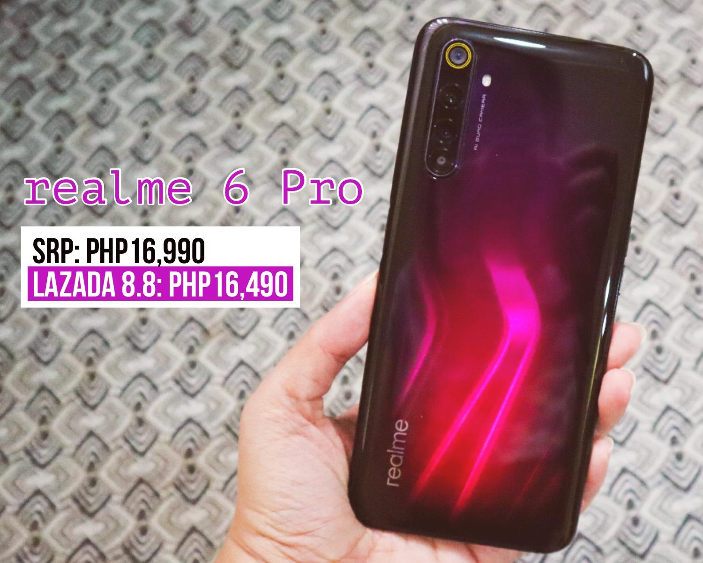 realme 8.8 Sale realme 6 Pro discount