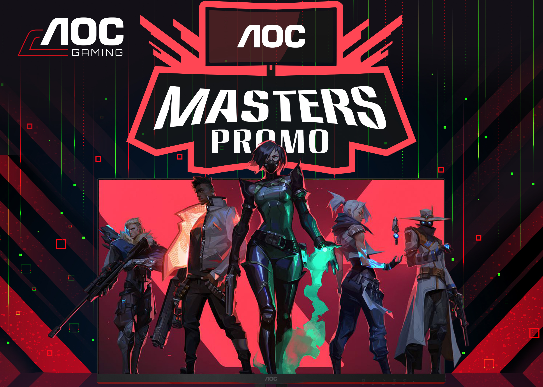 AOC Masters Promo