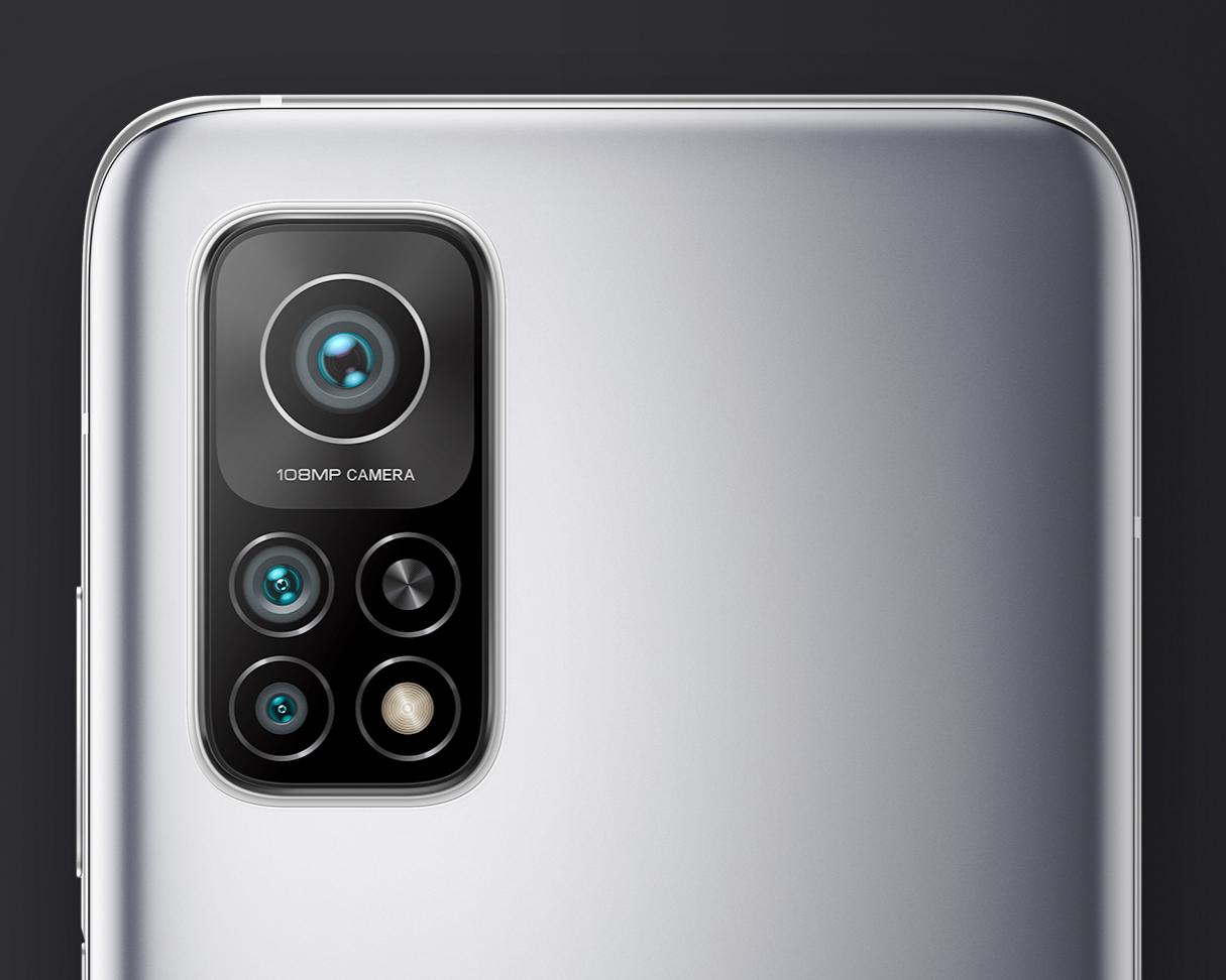 Mi 10T Pro Rear Cameras